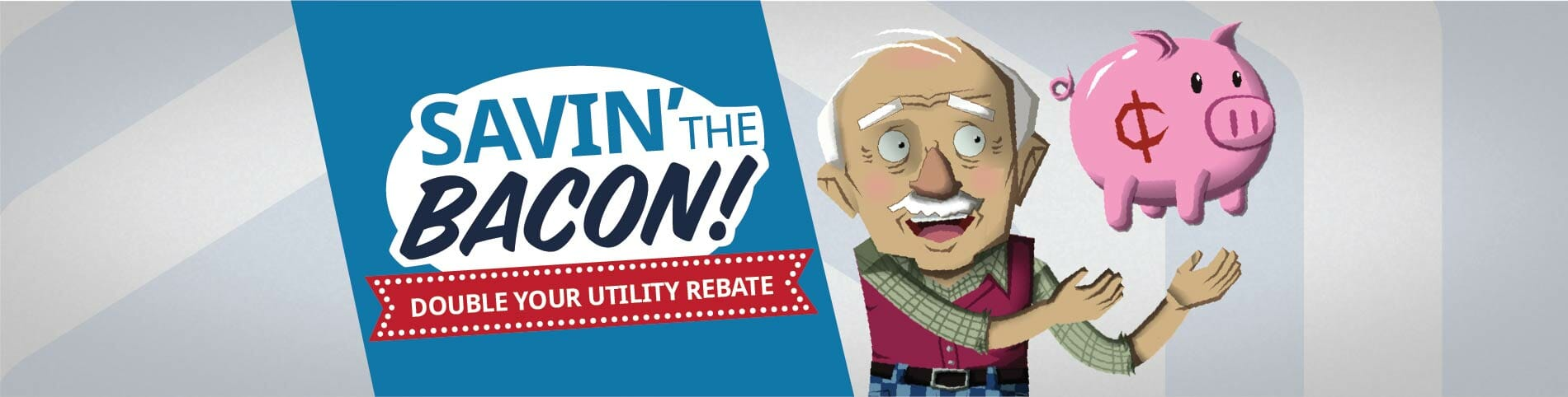 Double Your Utility Rebate