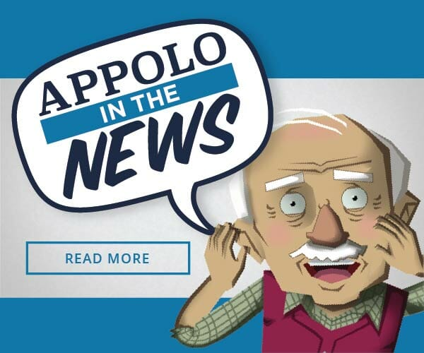 Appolo in the news