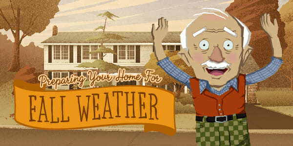 Preparing your home for fall weather - Appolo Heating