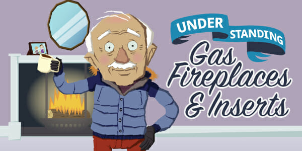 Understanding Gas Fireplaces & Inserts - Appolo Heating