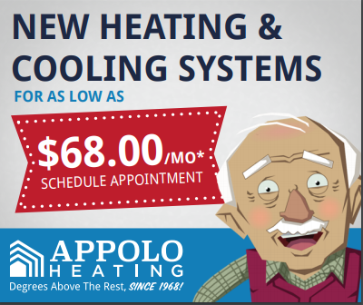 Get a New Furnace and AC!