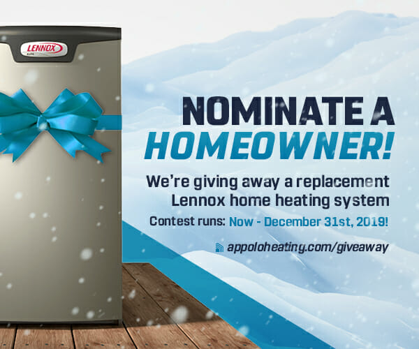 Nominate a Homeowner!