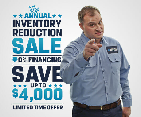 Annual Inventory Reduction Sale